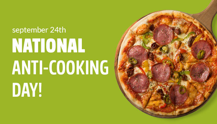 National Anti-Cooking Day